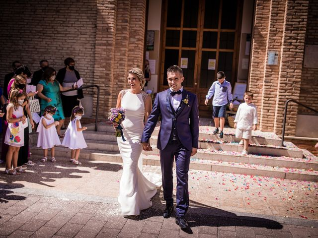 La boda de Francesc y Clara en Xerta, Tarragona 158