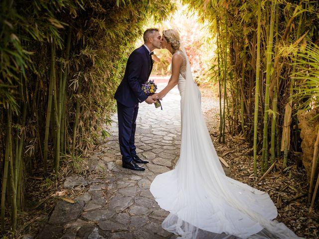 La boda de Francesc y Clara en Xerta, Tarragona 166