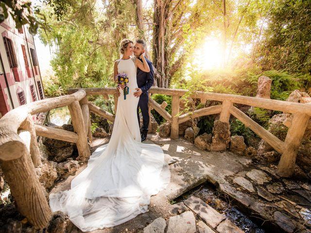 La boda de Francesc y Clara en Xerta, Tarragona 178