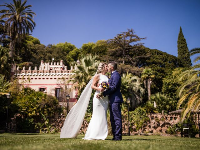 La boda de Clara y Francesc
