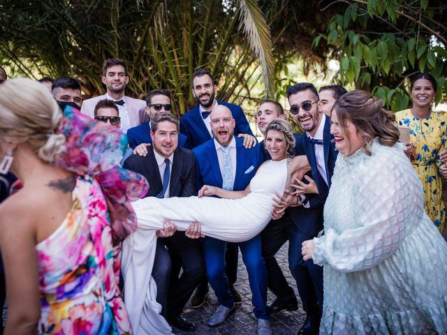 La boda de Francesc y Clara en Xerta, Tarragona 190