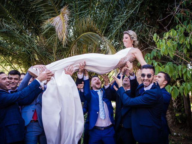La boda de Francesc y Clara en Xerta, Tarragona 192