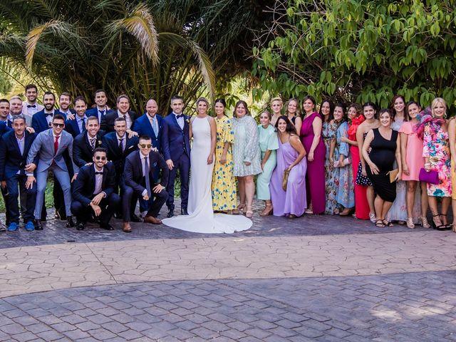La boda de Francesc y Clara en Xerta, Tarragona 195