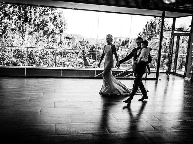 La boda de Francesc y Clara en Xerta, Tarragona 196