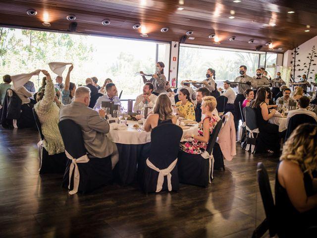 La boda de Francesc y Clara en Xerta, Tarragona 204