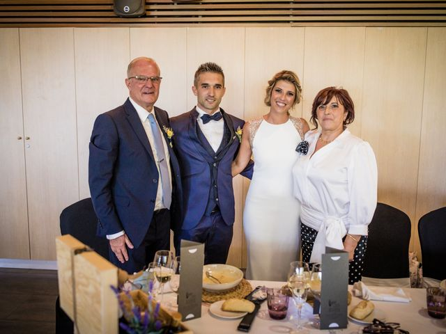 La boda de Francesc y Clara en Xerta, Tarragona 234