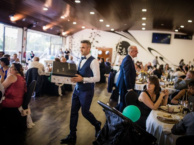 La boda de Francesc y Clara en Xerta, Tarragona 252