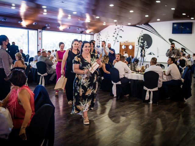 La boda de Francesc y Clara en Xerta, Tarragona 265