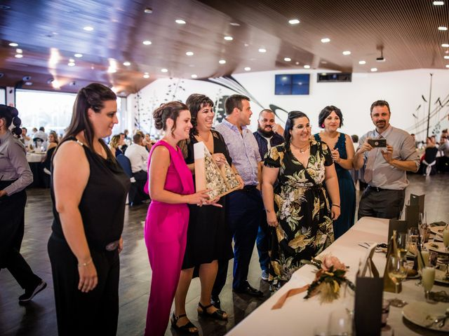 La boda de Francesc y Clara en Xerta, Tarragona 270