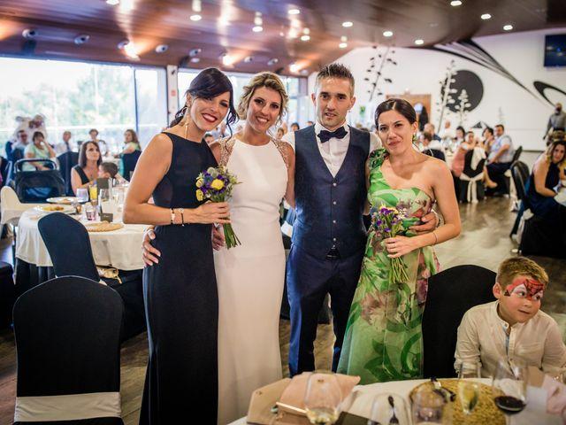 La boda de Francesc y Clara en Xerta, Tarragona 299