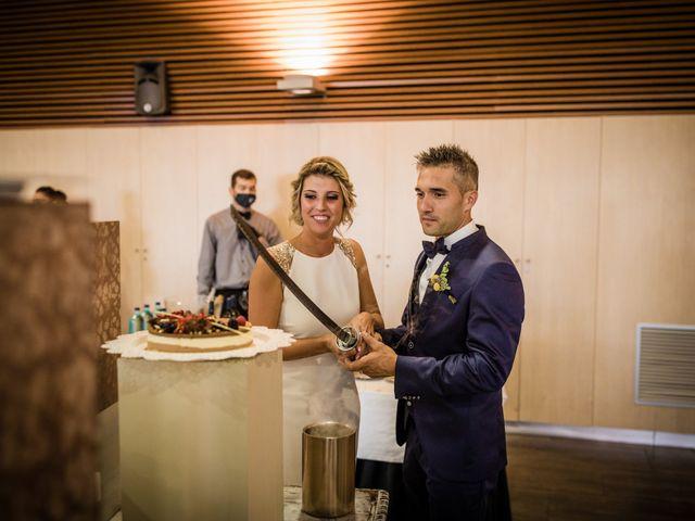 La boda de Francesc y Clara en Xerta, Tarragona 302