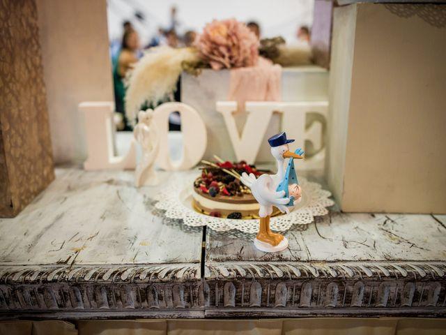 La boda de Francesc y Clara en Xerta, Tarragona 305