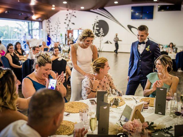 La boda de Francesc y Clara en Xerta, Tarragona 309