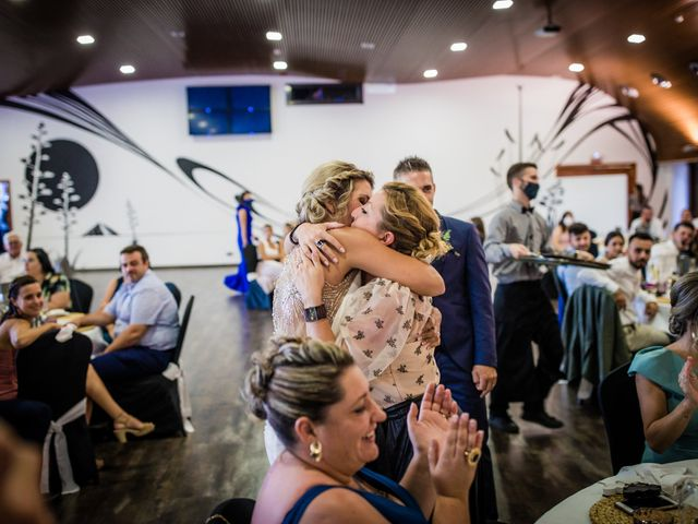 La boda de Francesc y Clara en Xerta, Tarragona 311