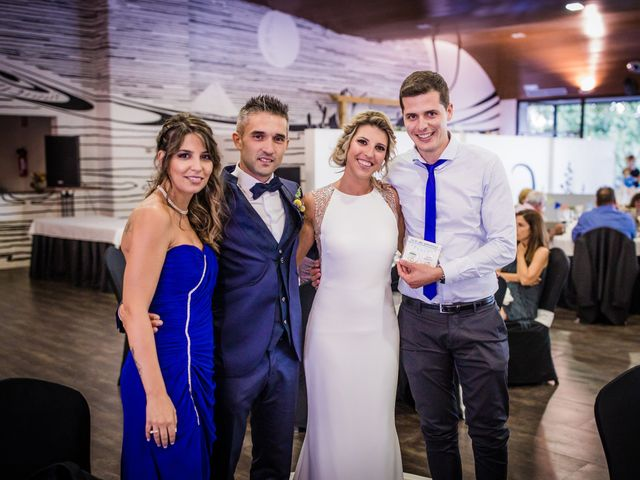 La boda de Francesc y Clara en Xerta, Tarragona 328