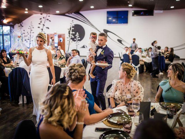 La boda de Francesc y Clara en Xerta, Tarragona 330