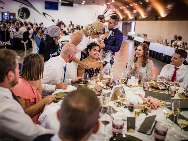 La boda de Francesc y Clara en Xerta, Tarragona 336