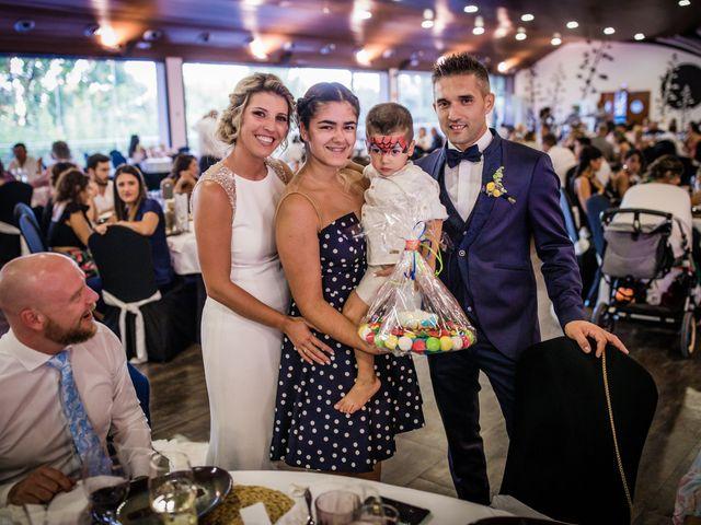 La boda de Francesc y Clara en Xerta, Tarragona 338