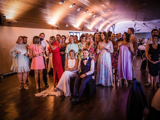 La boda de Francesc y Clara en Xerta, Tarragona 355