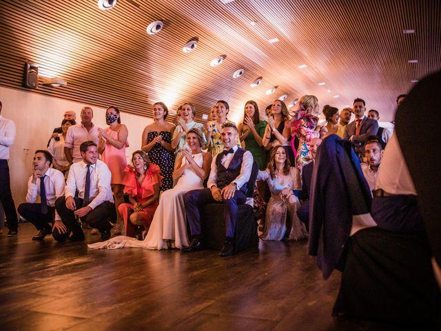 La boda de Francesc y Clara en Xerta, Tarragona 356