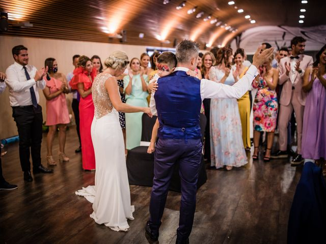La boda de Francesc y Clara en Xerta, Tarragona 357