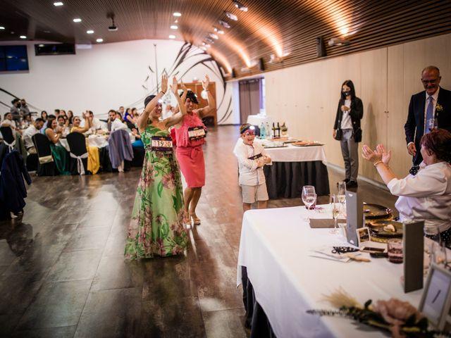 La boda de Francesc y Clara en Xerta, Tarragona 359
