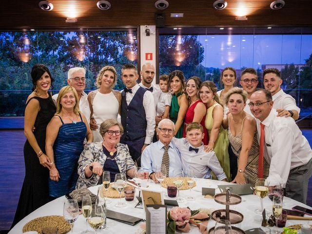 La boda de Francesc y Clara en Xerta, Tarragona 371