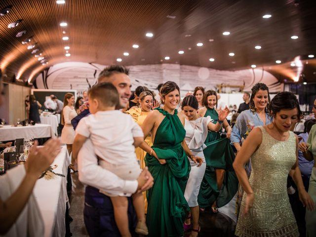 La boda de Francesc y Clara en Xerta, Tarragona 378