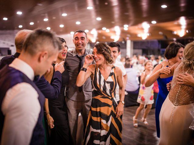 La boda de Francesc y Clara en Xerta, Tarragona 390
