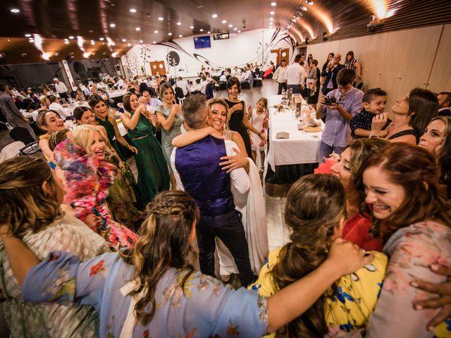 La boda de Francesc y Clara en Xerta, Tarragona 404