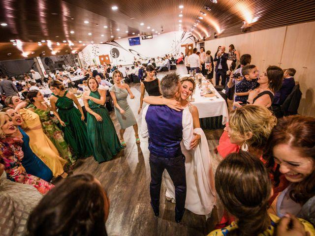 La boda de Francesc y Clara en Xerta, Tarragona 406