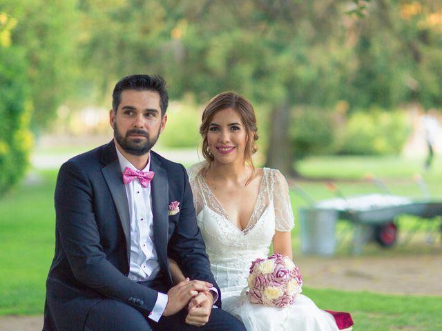 La boda de Ada y Pablo