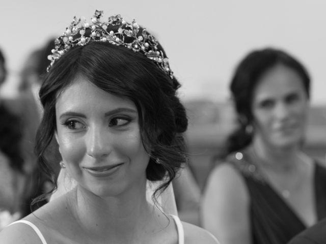 La boda de Carlos y Brillit en Los Santos De La Humosa, Madrid 9