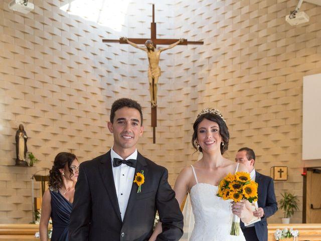 La boda de Carlos y Brillit en Los Santos De La Humosa, Madrid 10