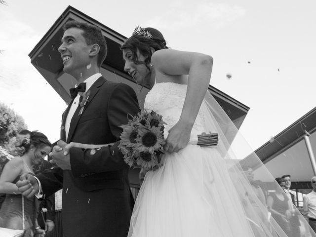 La boda de Carlos y Brillit en Los Santos De La Humosa, Madrid 12