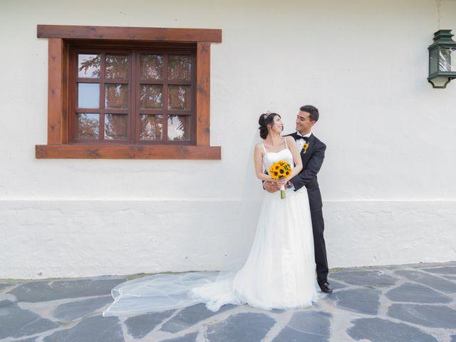 La boda de Carlos y Brillit en Los Santos De La Humosa, Madrid 14