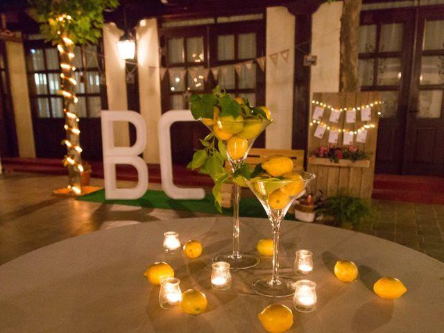 La boda de Carlos y Brillit en Los Santos De La Humosa, Madrid 19