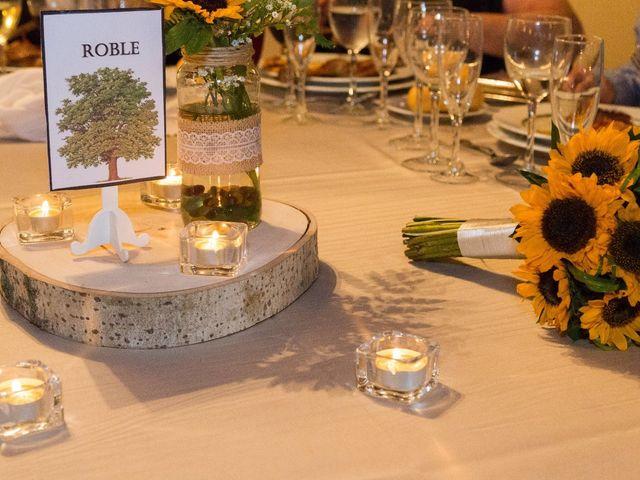 La boda de Carlos y Brillit en Los Santos De La Humosa, Madrid 20