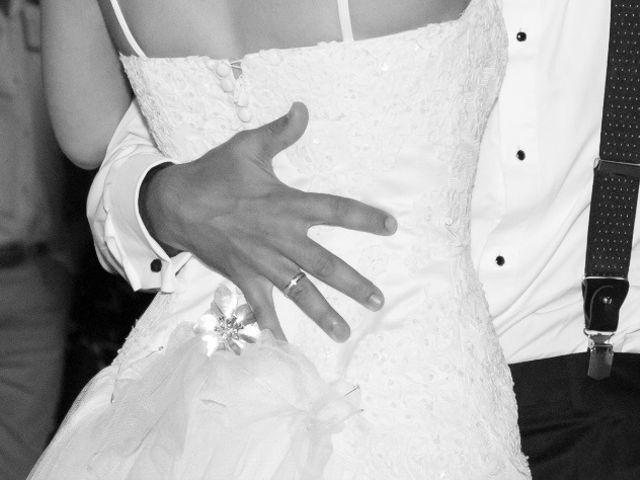 La boda de Carlos y Brillit en Los Santos De La Humosa, Madrid 35