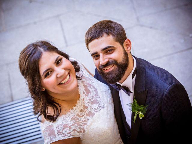 La boda de Blanca y Santi