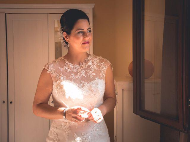 La boda de Chema y Inma en La Curva, Almería 5
