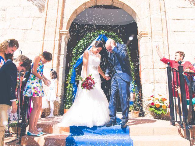 La boda de Chema y Inma en La Curva, Almería 12
