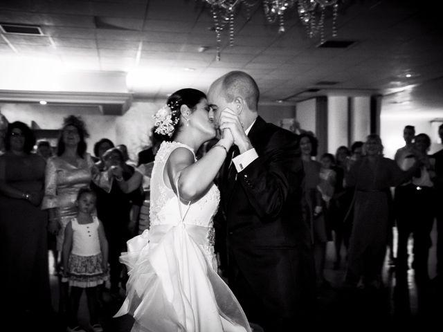La boda de Chema y Inma en La Curva, Almería 20