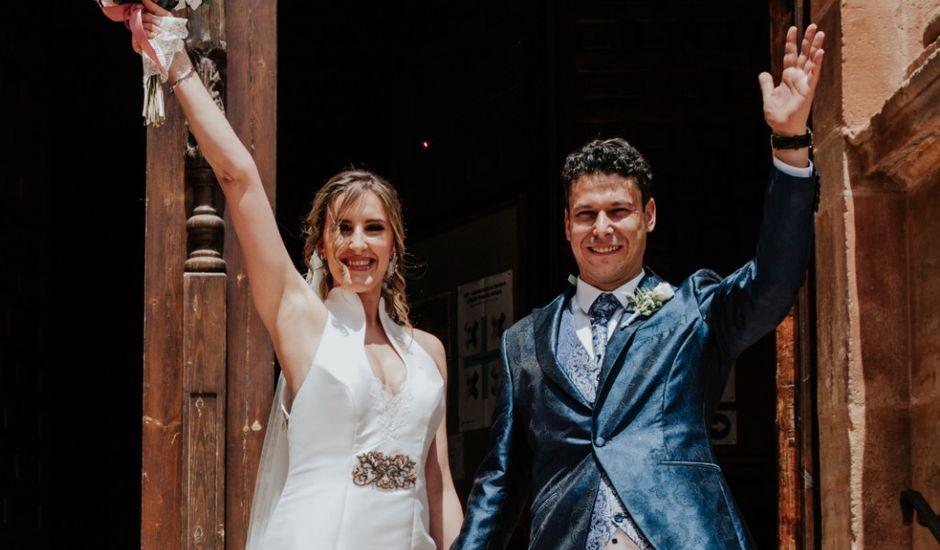 La boda de Enrique y Ana en Villanueva De Los Infantes, Ciudad Real
