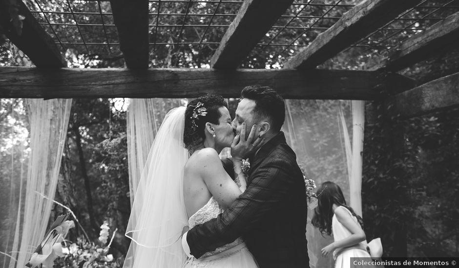 La boda de David y Irene en Caldes De Montbui, Barcelona