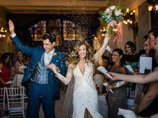 La boda de Soraya y Manuel