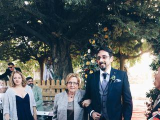 La boda de Juanjo y Paqui 1