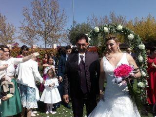 La boda de Elena  y Manolo 1