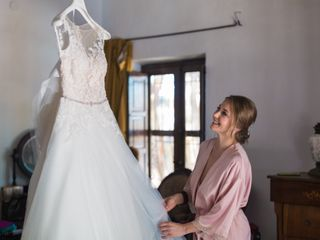 La boda de Iryna y David 1