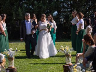 La boda de Vanessa y Jonathan 1
